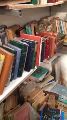 Salon du livre usagé